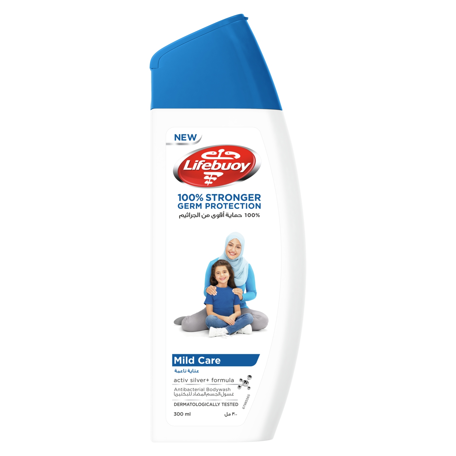 LIFEBUOY BW MILD CARE(STARK) 12X300ML