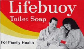 Lifebuoy Red Toilet Soap