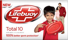 Lifebuoy Total 10 Bar Soap